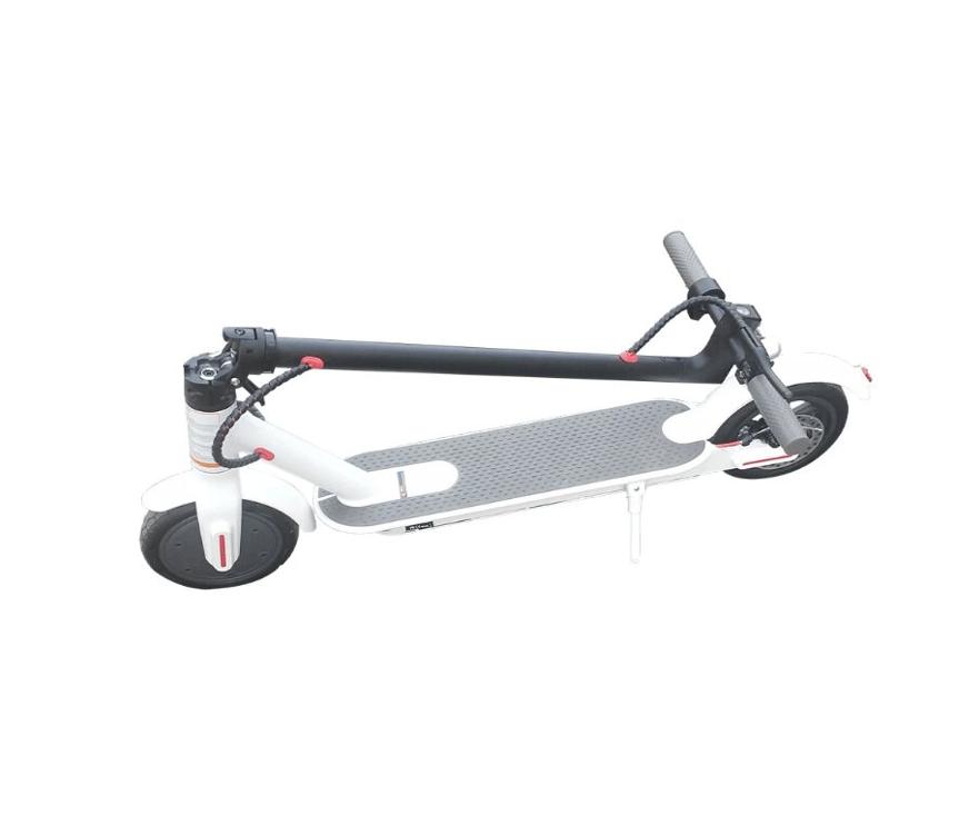 Foldable U-City 350W e-Scooter (White)