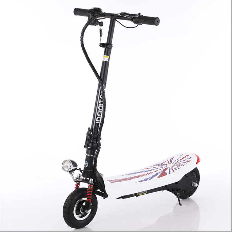 Foldable Electric Scooter (White)